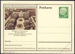 BRD 1955 Mi-Nr. P024 239 * Wiesbaden