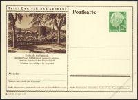 BRD 1955 Mi-Nr. P024 246 * Goslar - Blick vom Georgenberg