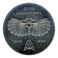 DDR 1973 J.1546 5 Mark Otto Lilienthal st