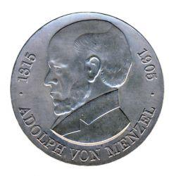DDR 1980 J.1576 5 Mark Adolph von Menzel st