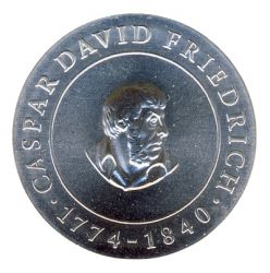 DDR 1974 J.1553 10 Mark Caspar David Friedrich st