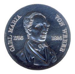 DDR 1976 J.1562 10 Mark Carl Maria von Weber st