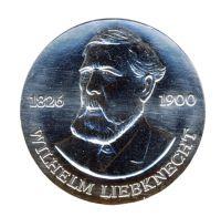 DDR 1976 J.1561 20 Mark Wilhelm Liebknecht st