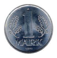 DDR 1973 J.1514 1 Mark Kursmünze st