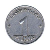 DDR 1948 J.1501 1 Pf Kursmünze Prägestätte: A ss