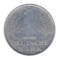 DDR 1962 J.1513 1 Mark Kursmünze ss