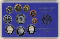 BRD 1998 Kursmünzensatz Prägestätte: D PP