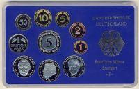 BRD 1999 Kursmünzensatz Prägestätte: F PP