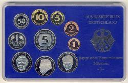 BRD 1999 Kursmünzensatz Prägestätte: D PP