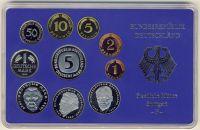 BRD 1998 Kursmünzensatz Prägestätte: F PP