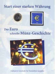 BRD 2002 Geschenk für Numisblatt-Sammler