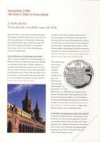 BRD 2002 Beschreibung für Numisblatt 2/2002 und 3/2002