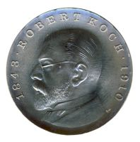 DDR 1968 J.1522 5 Mark Robert Koch st