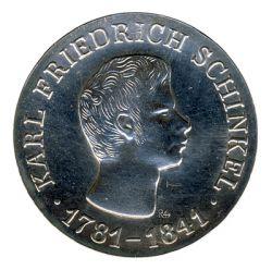 DDR 1966 J.1517 10 Mark Karl Friedrich Schinkel st