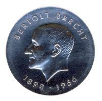 DDR 1973 J.1544 10 Mark Bertolt Brecht st