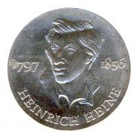 DDR 1972 J.1542 10 Mark Heinrich Heine st
