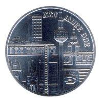 DDR 1974 J.1552 10 Mark 25 Jahre DDR - Städtemotiv st