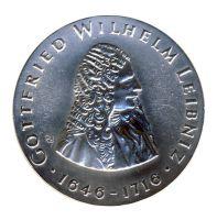 DDR 1966 J.1518 20 Mark Gottfried Wilhelm Leibniz st