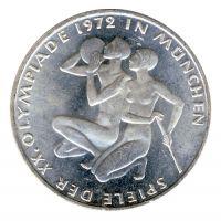 BRD 1972 J.403 10 DM Olympische Spiele - Prägestätte: G vz-st