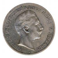 Preussen 1898 A J.104 5 Mark Wilhelm II. (1888-1918) ss