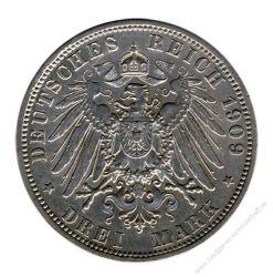 Bayern 1909 D J.47 3 Mark Otto (1886-1913) ss