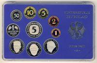 BRD 1991 Kursmünzensatz Prägestätte: A PP
