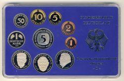 BRD 1993 Kursmünzensatz Prägestätte: D PP