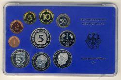 BRD 1982 Kursmünzensatz Prägestätte: J PP