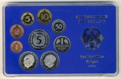 BRD 1975 Kursmünzensatz Prägestätte: F PP