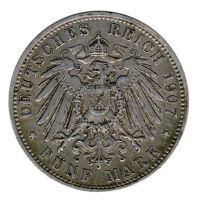 Bayern 1907 D J.46 5 Mark Otto (1886-1913) ss