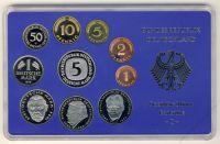 BRD 1998 Kursmünzensatz Prägestätte: G PP