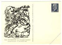 DDR Nr. PP008 B2/006II * Der Postmeister von Alexander Puschkin