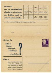 DDR Nr. PP002 B2/002 * Oscar Peters Chemnitz-Rabenstein