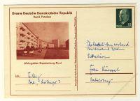 DDR Nr. PP009 B2/020 * Wohngebiet Brandenburg-Nord