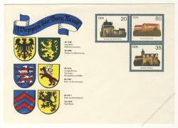 DDR Nr. U01/004 * Wappen der Burg Ranis