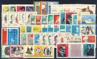 DDR 1962 Mi-Nr. 869-933 ** kompletter Jahrgang