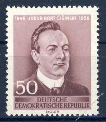 DDR 1956 Mi-Nr. 535 ** 100. Geburtstag von Jakub Bart Cisinski