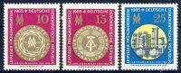 DDR 1965 Mi-Nr. 1090-1092 ** Leipziger Frühjahrsmesse