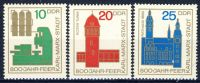 DDR 1965 Mi-Nr. 1117-1119 ** 800 Jahre Chemnitz