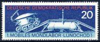 DDR 1971 Mi-Nr. 1659 ** Erstes mobiles Mondlabor