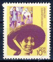 DDR 1972 Mi-Nr. 1736 ** Unbesiegbares Vietnam