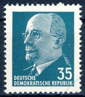DDR 1971 Mi-Nr. 1689 ** Staatsratsvorsitzender Walter Ulbricht