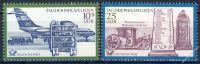 DDR 1971 Mi-Nr. 1703-1704 ** Tag der Philatelisten
