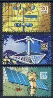 DDR 1972 Mi-Nr. 1745-1747 ** 100 Jahre Meteorologen-Versammlungen