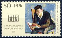 DDR 1972 Mi-Nr. 1781 ** Internationales Jahr des Buches