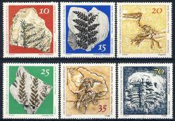DDR 1973 Mi-Nr. 1822-1827 ** Museum für Naturkunde