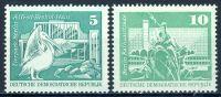 DDR 1973 Mi-Nr. 1842-1843 ** Aufbau in der DDR