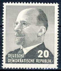 DDR 1973 Mi-Nr. 1870 ** Tod von Walter Ulbricht