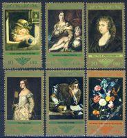 DDR 1973 Mi-Nr. 1892-1897 ** Staatliche Kunstsammlungen Dresden