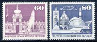 DDR 1974 Mi-Nr. 1919-1920 ** Aufbau in der DDR